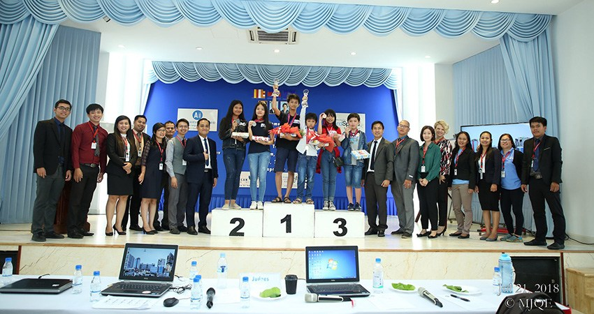 The 6th Mengly J. Quach WordSpeed Contest