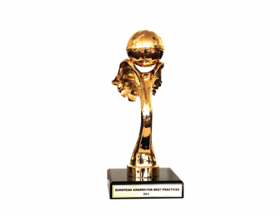 European Awards For Best Practices 2014, Brussels, Belgium