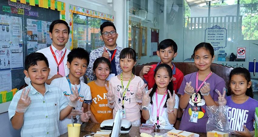 Kid 8C & Kid 8D Student Fundraising Activities
