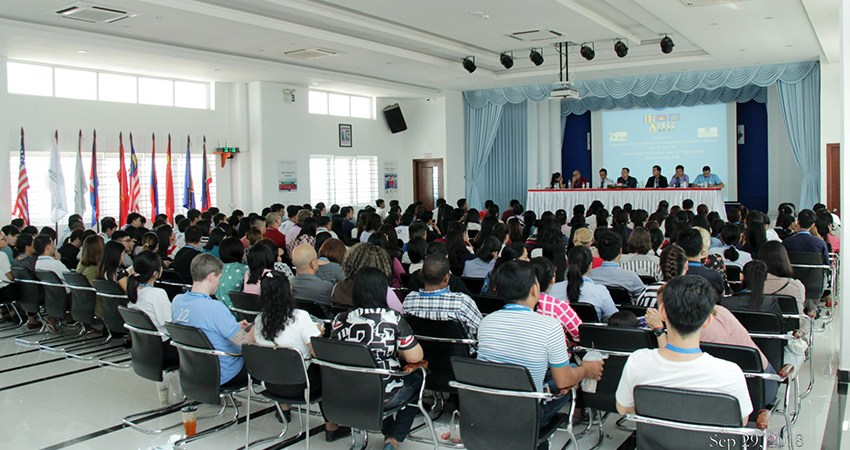 Open Discussion for National and Expatriate ESL and CSL Teachers