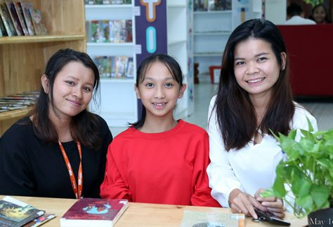 Kanitha Hor, Kid 12 Representative, was interviewed by Khmer Time