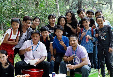 The 41st Aii Field Trip to Nataya Resort