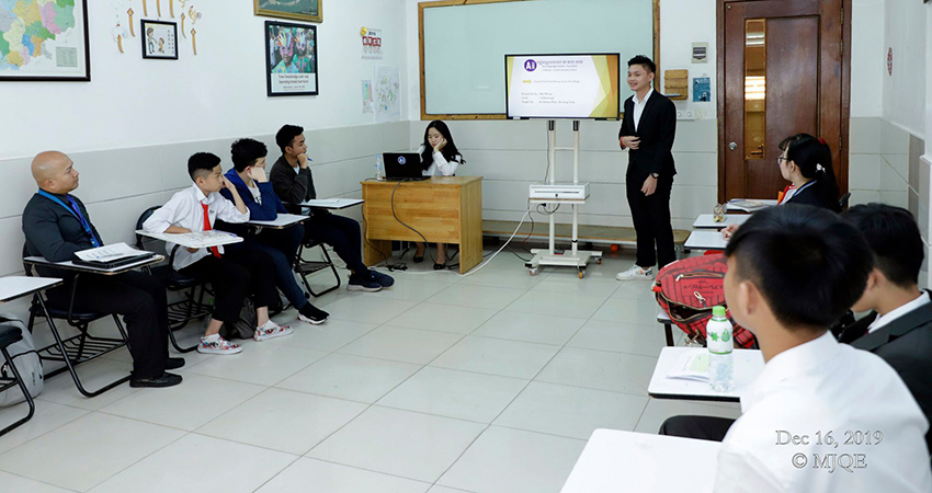 Student Conference for Level 12 Students