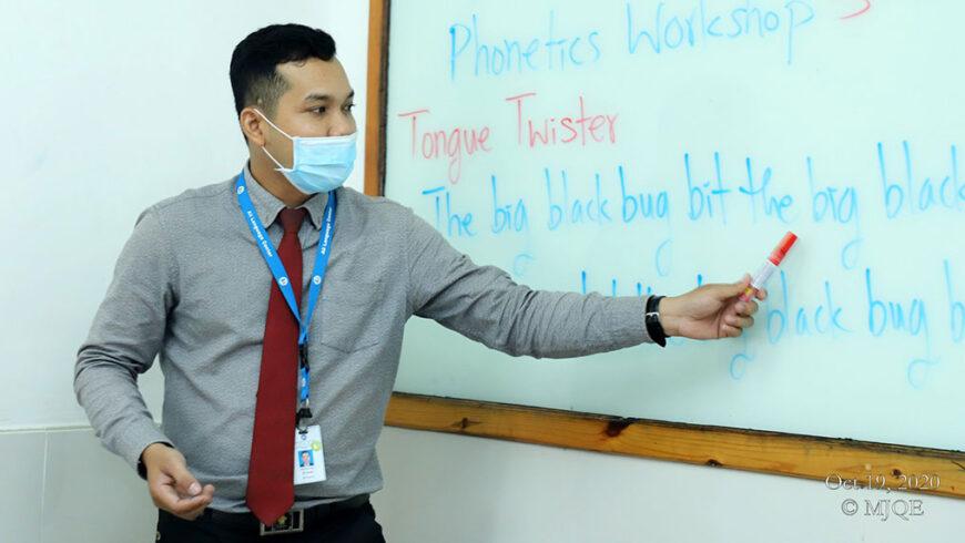 Phonetic Workshop